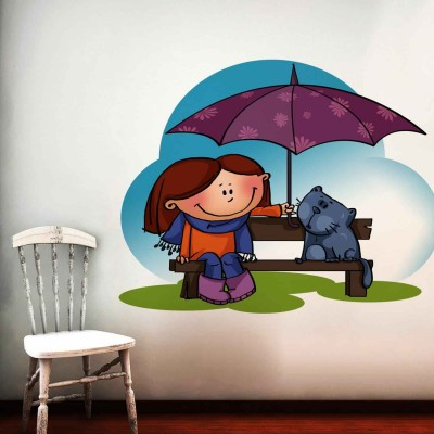 My Cat Quote Wall Sticker Decal-Small