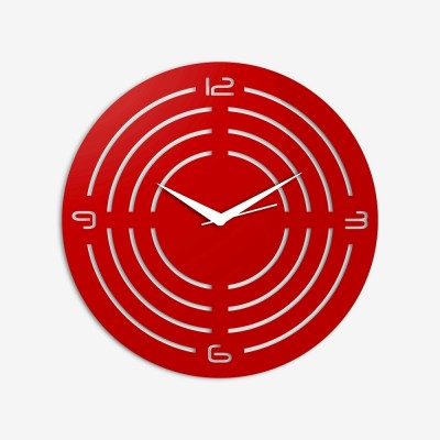 Concircle Style 1 Red Wall Clock
