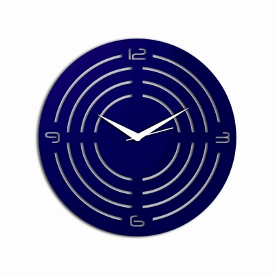 Concircle Style 1 Blue Wall Clock