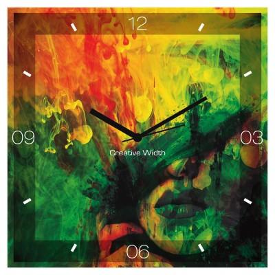 Beautiful Art 1 Wall Clock