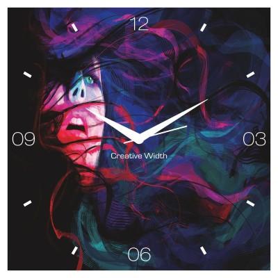 Beautiful Art 2 Wall Clock