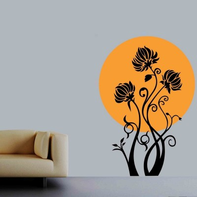 Give Me Sunshine Wall Sticker Decal-Small-Yellow & Black