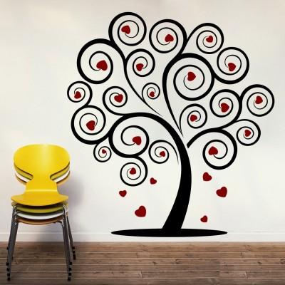Love Tree Wall Sticker Decal-Small