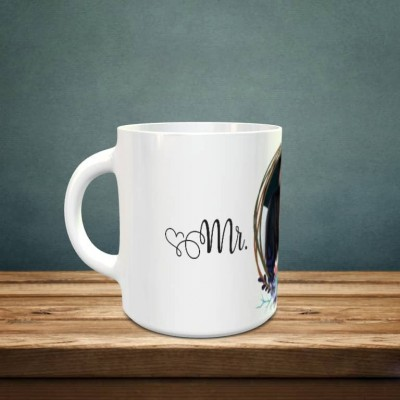 Personalized Anniversary Couple Special Mug