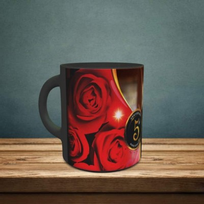 Personalized 5th Anniversary Mug
