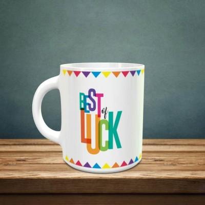Best Of Luck Mug