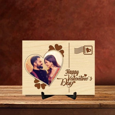 Personalized Valentines Day Postcard
