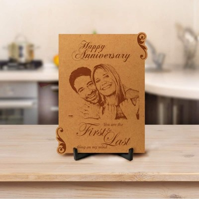 Personalized Anniversary Engraved Photo Frame 2