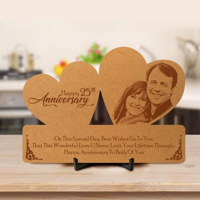 Anniversary Engraved Photo Frame 6