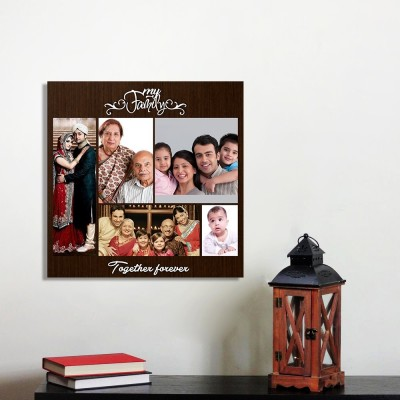 Personalized Together Forever Wall Photo Frame Style 5